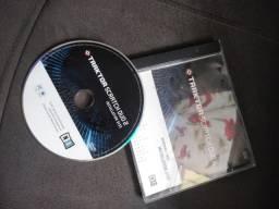 Cd TimeCode Traktor Scratch + cd instalação