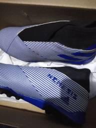 Chuteiras Adidas society N 39