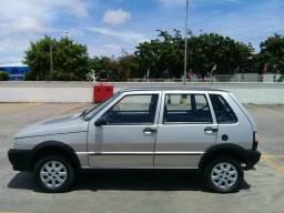 Fiat uno mile ano 2007 - 2007
