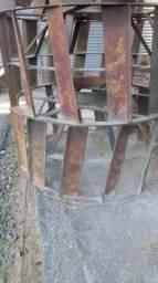 Roda gaiola