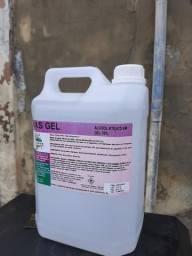 Álcool gel Brasquimica