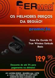 Fone De Ouvido Mi True Wireless Earbuds Basic