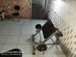 Maquinario de academiia completo ou separado
