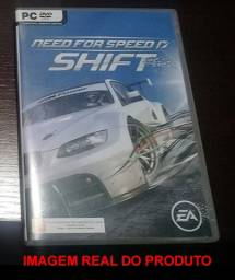 Need For Speed Shift - Pc - Original - Mídia Física - Barato