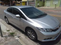 Honda Civic LXR 2.0 Flex 2014 Excelente Carro