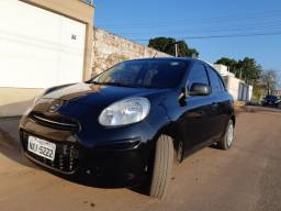 NISSAN MARCH 1.0 FLEX 2012 NOVO