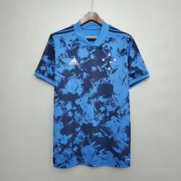 Camisa Cruzeiro - Modelo 20/21 - Melhor Qualidade do Mercado - Sob Encomenda