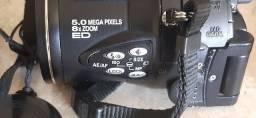 Maquina fotográfica Nikon Coolpix