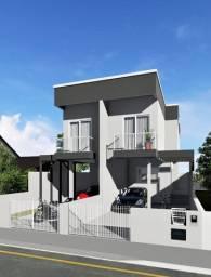 Casa/Duplex com 3 dormitórios em obras - Bairro Potecas - São José (SC)