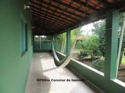 Chácara 1.000 m2 Condominio c/ portaria internet Casa ampla Ref. 407 Silva Corretor