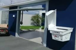Lixeira Com Tampa para Residencia - 240 litros