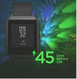 Relogio Xiaomi Amazfit Bip Smartwatch, Android IOS<br><br>SOMENTE VENDA PRODUTO NOVO LACRADO
