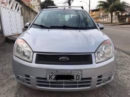 Fiesta 1.6 sedan com kit gnv