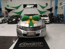 Honda City LX 1.5 Automático 2012