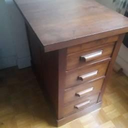 Gaveteiro madeira maciça- antiguidade