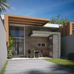 Casas em rua  privativa  na região  do Eusébio,  2 e 3 quartos