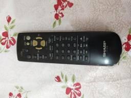 Controle remoto TV Sharp original