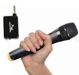 Microfone sem fio Original KNUP