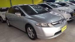 Civic lxs flex automatico 2008 top *baixo km