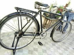 Bicicleta antiga alemã aro 28 TD original muito bem conservada