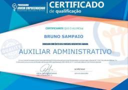 Curso de Auxiliar Administrativo Certificado Nacional