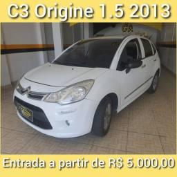 C3 Origine 2013
