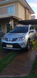 Toyota RAV 4, 2015/15, Excelente estado, 63 mil km original, revisada,IPVA pago.