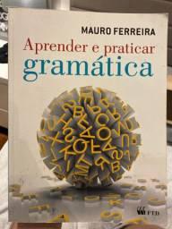 Aprender a praticar gramática - Mauro Ferreira