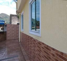 Casa sobrado com 02 qtos no bairro Cordoeira , próximo ao centro de Friburgo