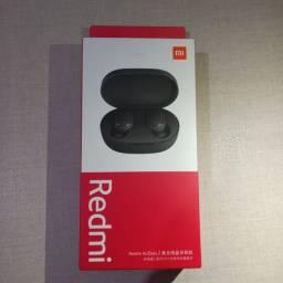 Lançamento Fone De Ouvido Xiaomi Redmi Airdots 2 Original Sem Fio