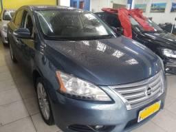 Nissan Sentra 2.0 SL Automatico Azul 2015