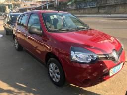 Renault clio 2014 1.0 autentique Flex