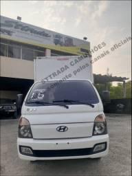 Hyundai HR - Ano 2016 - Equipada com Baú