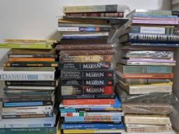Livros de minha biblioteca