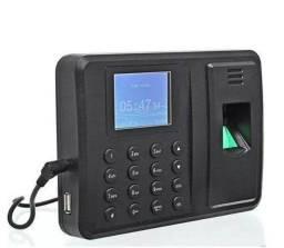 Título do anúncio: Relógio De Ponto Sc9002 Com Leitor Impressão Biométrico