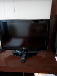 "TV LG 26"" para reparo"