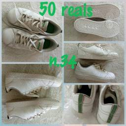 Tênis adidas n.34