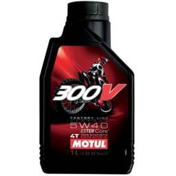 Óleo Motul 300V 5w40 alta performance