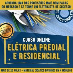 Curso elétrica predial residencial