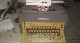 Antiguidade Decoração Maquina de escrever Antiga