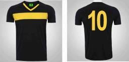 Jogo de camisa personalizado para futebol