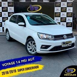VOYAGE 2018/2019 1.6 16V MSI TOTALFLEX 4P AUTOMÁTICO