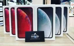 iPhone XR 128Gb Novos (Aceito Cartão)