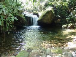 Título do anúncio: REFÚGIO na floresta com CACHOEIRA privativa (1h20 do Rio)