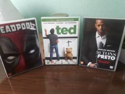 FILMES : TED, DEADPOOL e 50 TONS DE PRETO