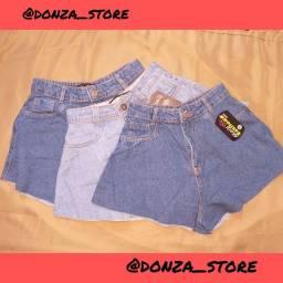 Short Jeans Godê: Estilo Blogueira