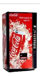 Maquina automática refrigerante Cokemachine