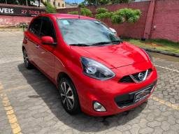 Nissan March SL 1.6 Aut 2017 Oportunidade