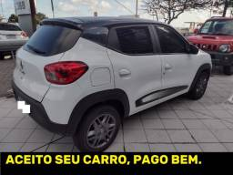 Kwid Intense Novinho Unica Dona