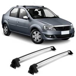 Rack e engate reboque Renault Logan 2011